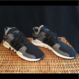 Zapatillas adidas EQT ADV primeknit blkwhtoreo poshmark nwot